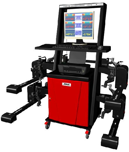 Компьютерный диагностический стенд КДС-5К